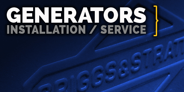 generator installation and service